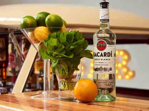 Pop Up Kombi Cocktail Bar